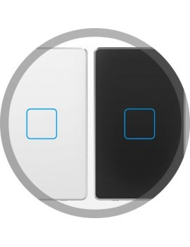 Touch Panels (1 button) (White / Ocean Mist)