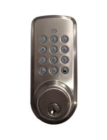 Vision Z-Wave Dead Bolt Keypad Lock