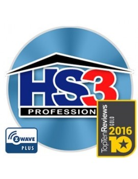 HomeSeer HS3PRO Home Automation Software (Download)