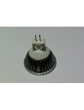 3x3Watt MR16 LED - Warm White