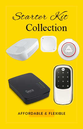 DIY Home Automation Starter Kit selection